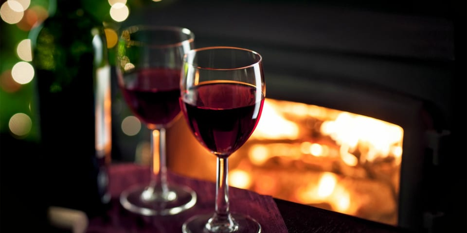 Best winter red wines to enjoy at Christmas