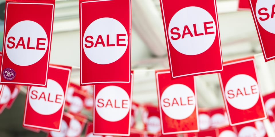 95% of products in Black Friday 'deals' are cheaper or the same price after the sales