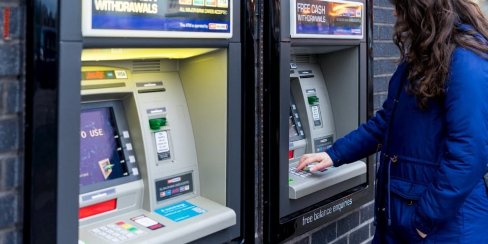 Card skimming fraud doubles: five ways to keep safe at an ATM