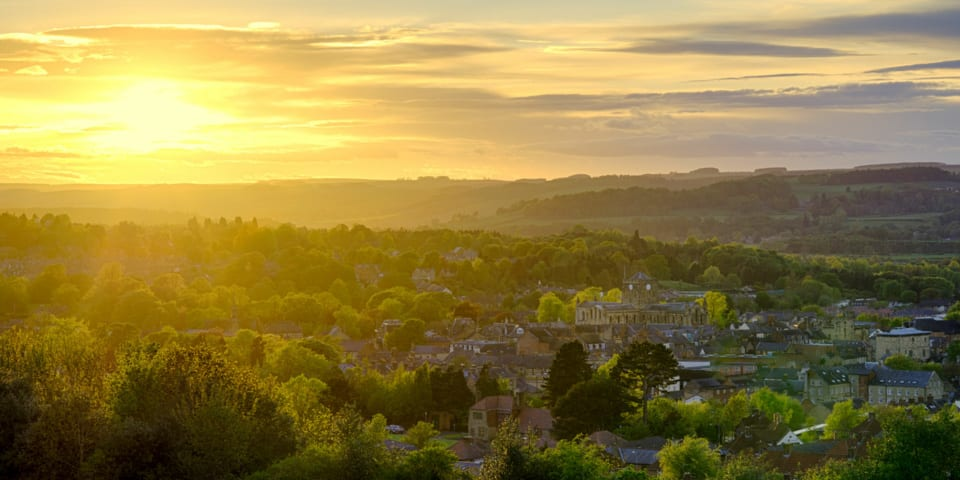Britain's happiest places to live have been revealed – where does your town rank?