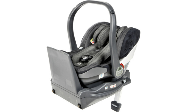 babystyle oyster carapace with duofix base