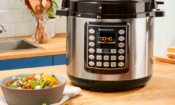 Can the Lidl Silvercrest Multi-Functional pressure cooker rival the Instant Pot?