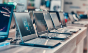 Is it possible to find laptops at a good price in May?