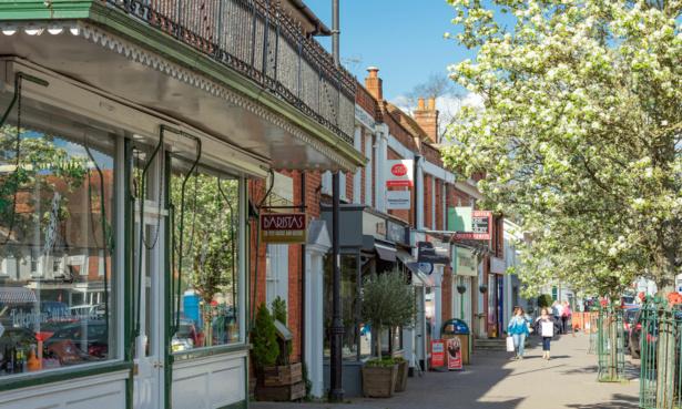 Hart high street