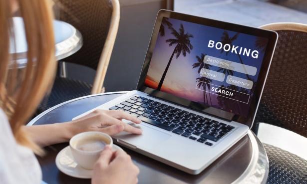 Holiday booking