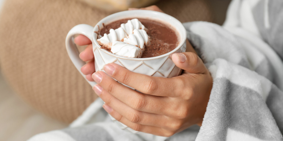 What's in your instant hot chocolate?