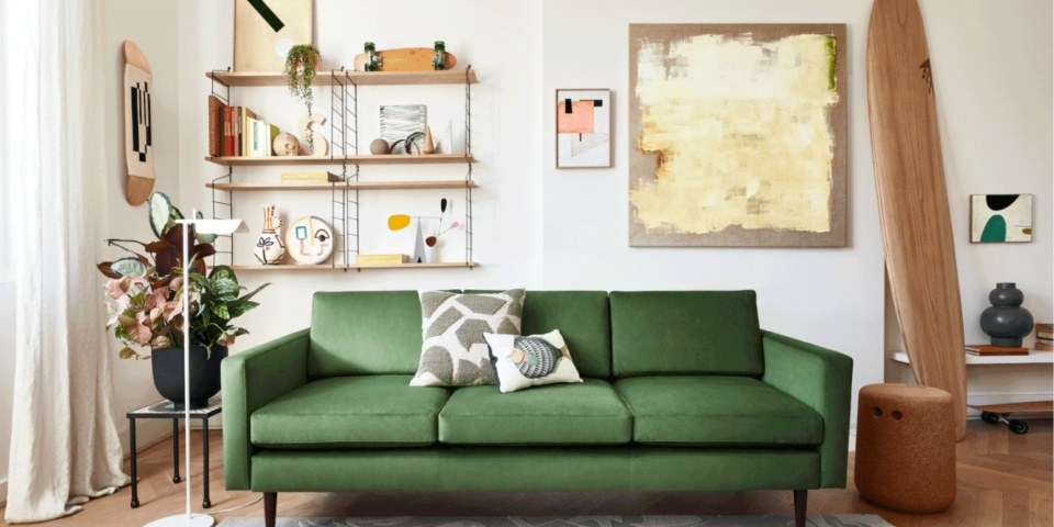 Cheap sofas in a box: is this the future for furniture?