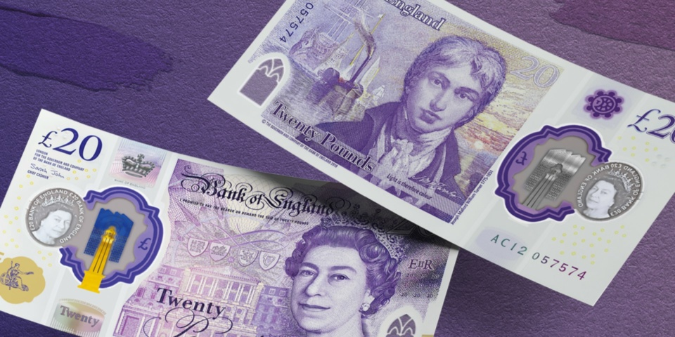 New £20 note launches today: how much are your old banknotes worth?