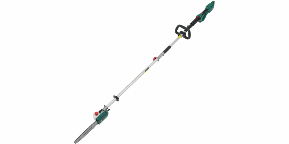 Is Lidl's 2 in 1 hedge trimmer and pole pruner worth buying?