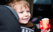 Five popular car seats that are the easiest to keep clean