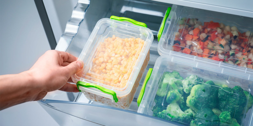 Seven ways to fit more food in your freezer