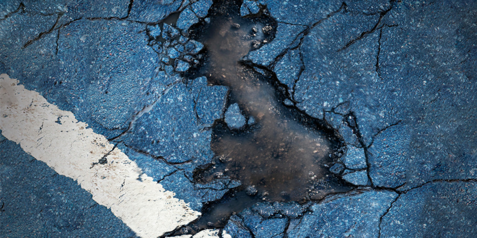 Budget 2020: £2.5bn pledged to fix the UK's pothole problem