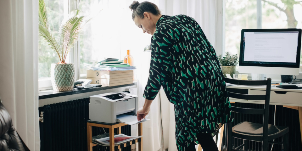 Five printers to consider for your new home office