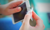 Five ways to safely clean your mobile phone