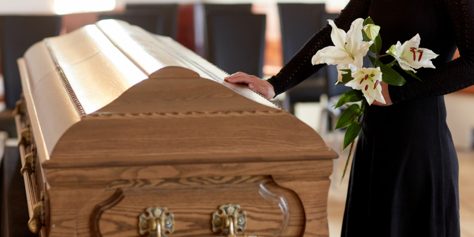 How coronavirus restrictions are changing funerals
