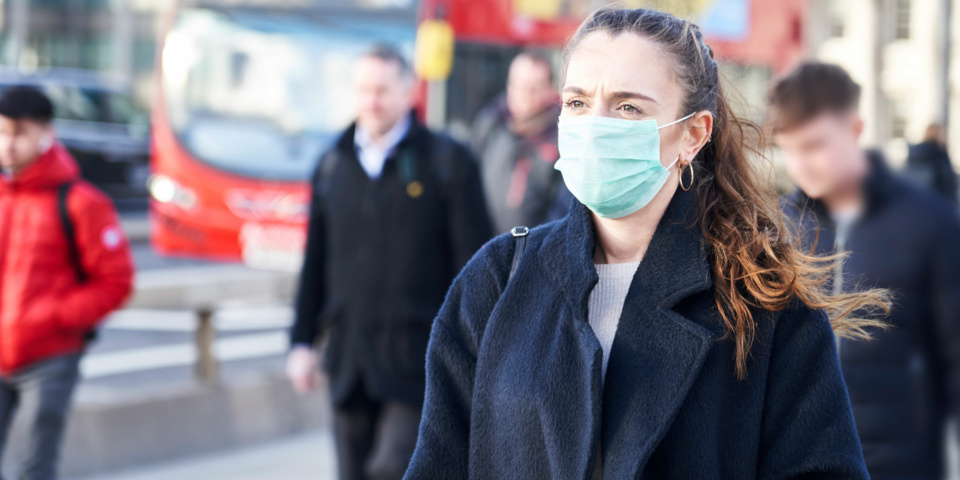 Coronavirus: where and when do you need a face covering?