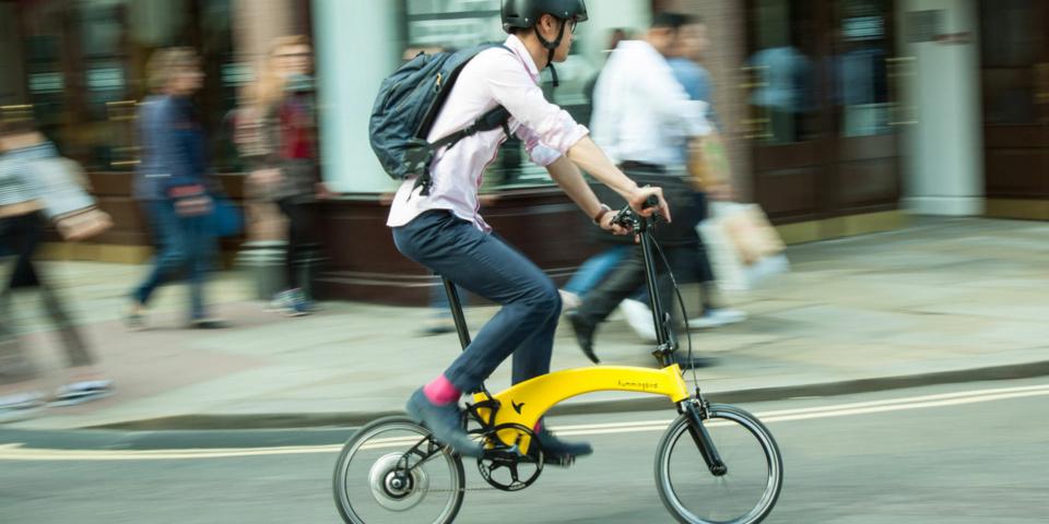 Hummingbird launches ultra-light folding electric bike