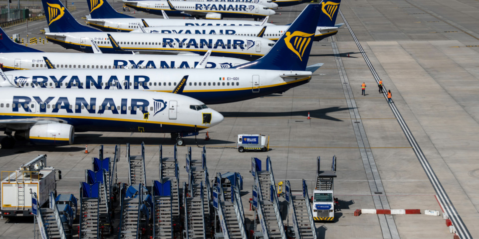 Ryanair angers passengers with vouchers instead of refunds for cancelled flights