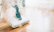 Can steam cleaners kill household germs?