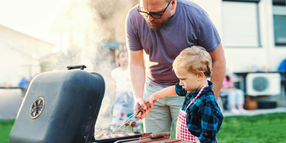 Ten foods you didn't know you could cook on your barbecue