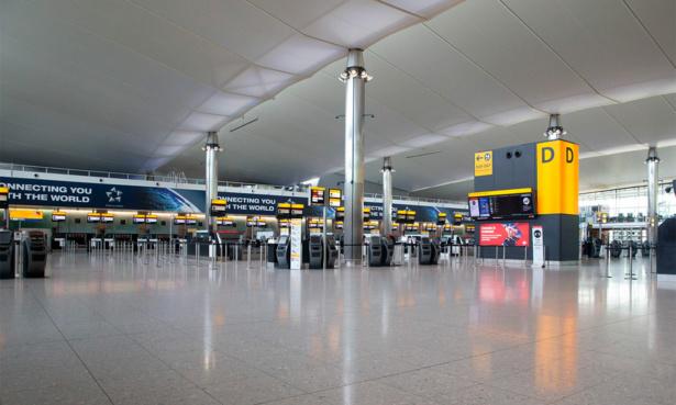 Heathrow airport cancelled flights