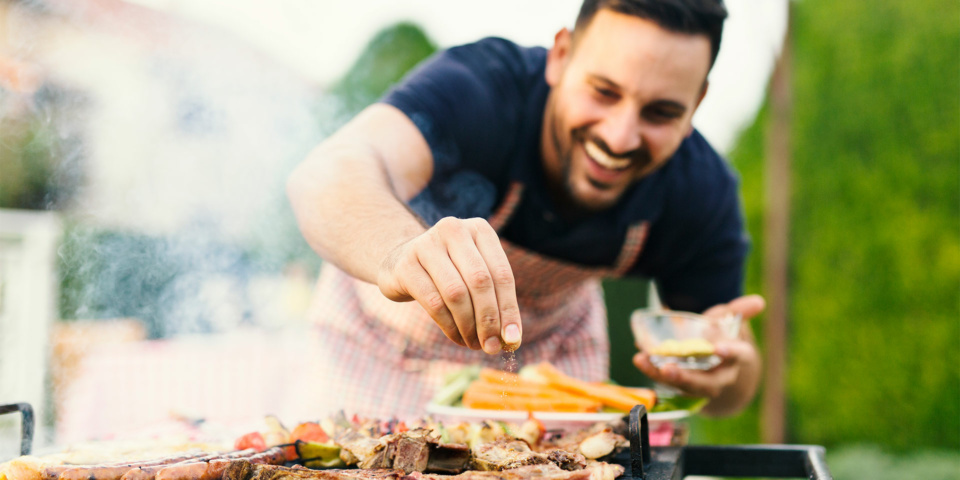 Top five tips for National Barbecue Week 2020