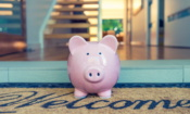 How much do first-time buyers need for a 10% house deposit?
