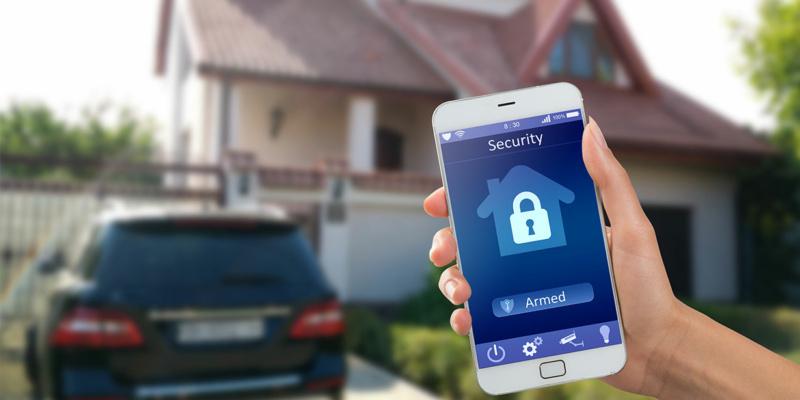 Are smart burglar alarms safe to use?
