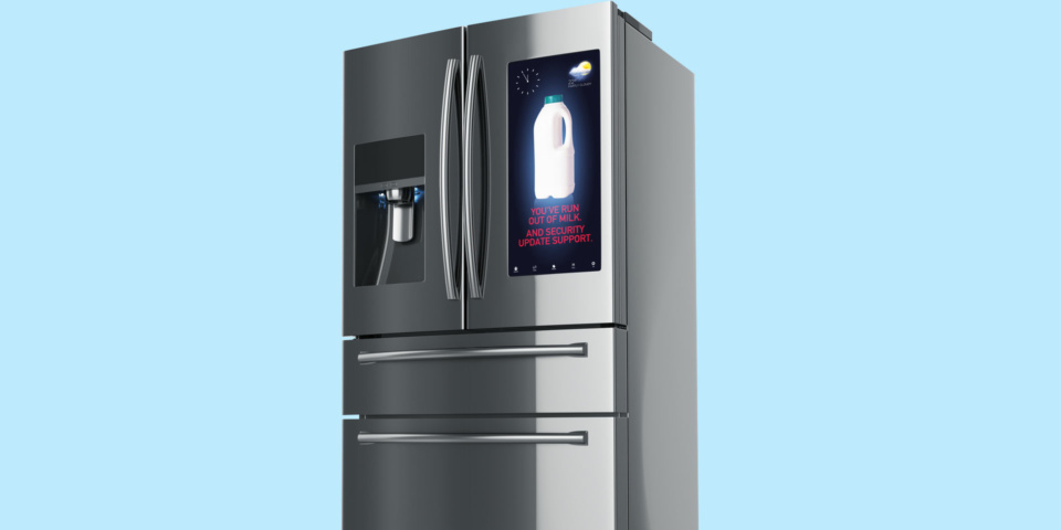 Security updates for smart appliances could end after just two years, finds Which?