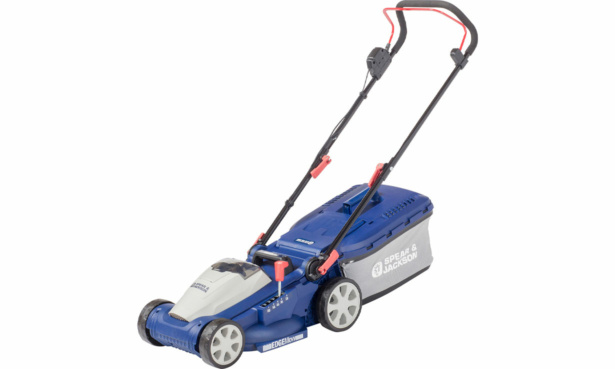 Spear & Jackson lawn mower