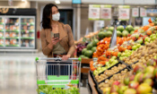Which was the cheapest supermarket in June 2021?