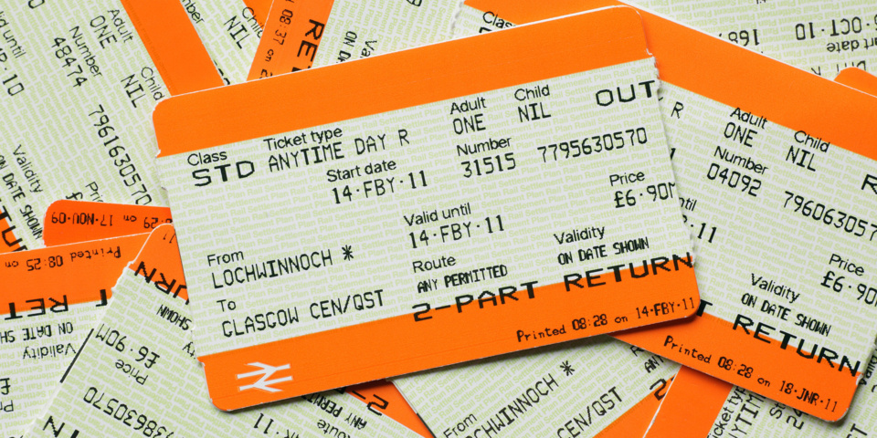 Flexible train tickets: will your part-time commute get cheaper?