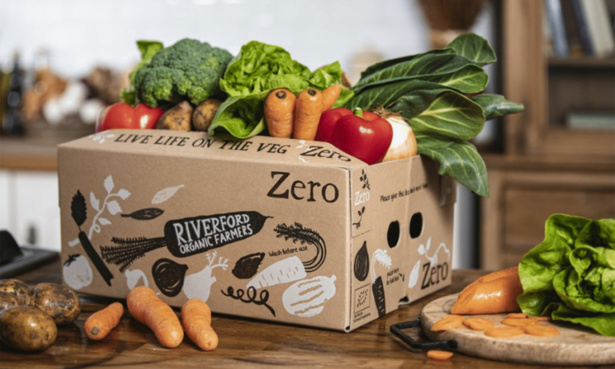 Riverford subscription box