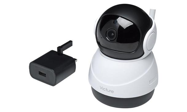 Victure 1080P FHD WiFi IP Camera Wireless