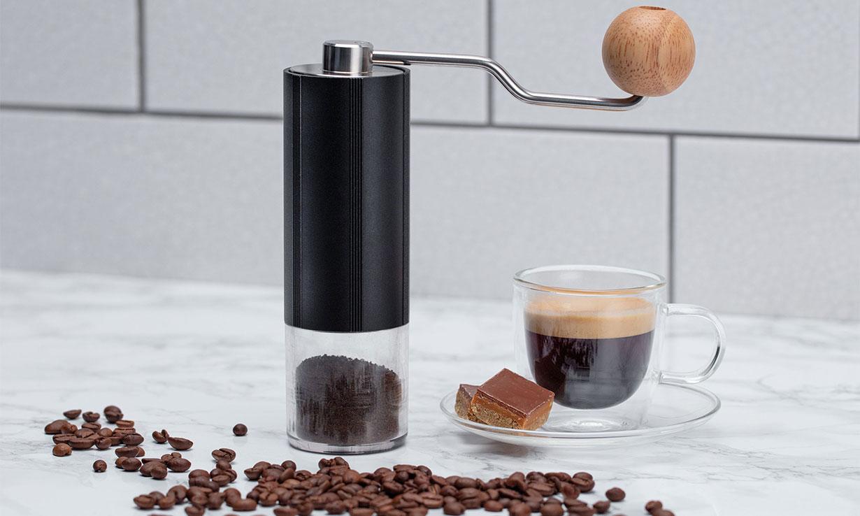 Dualit Barista Kit coffee grinder