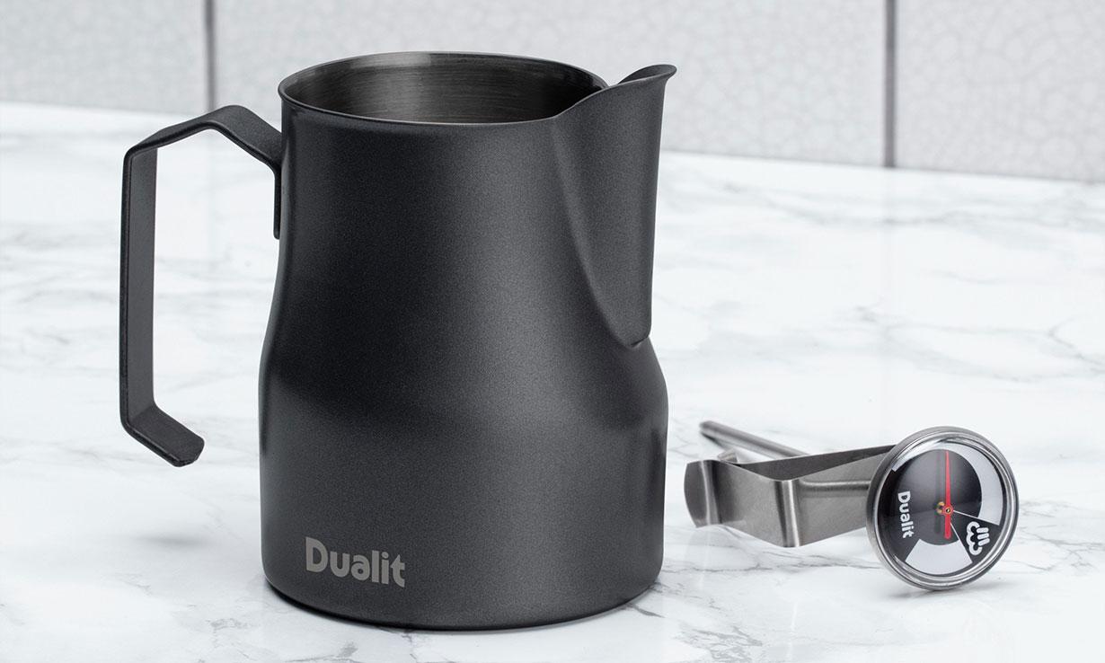 Dualit Barista kit milk frothing jug