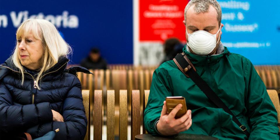 Face covering exemption badges: what are your options if you can't wear a mask?