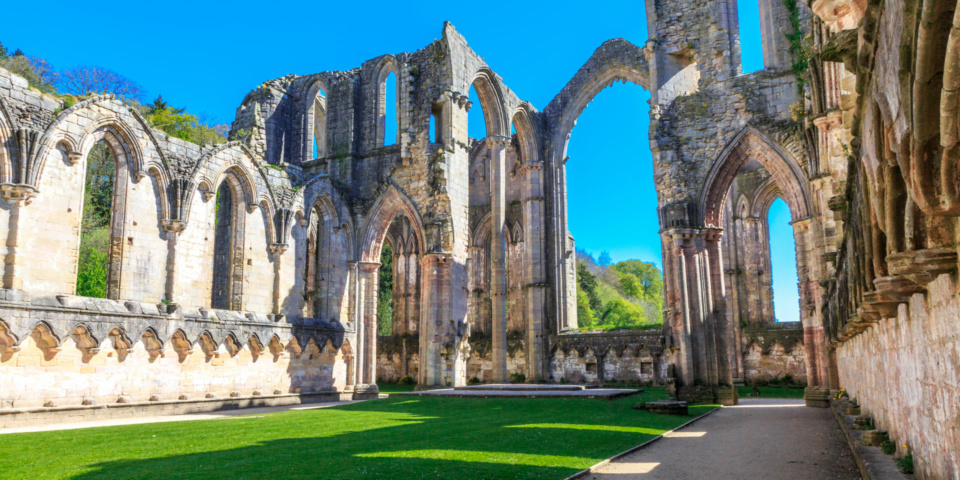 Top 50 UK historic attractions revealed
