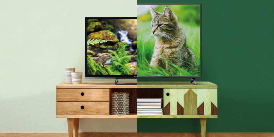 Why small TVs aren't good enough any more