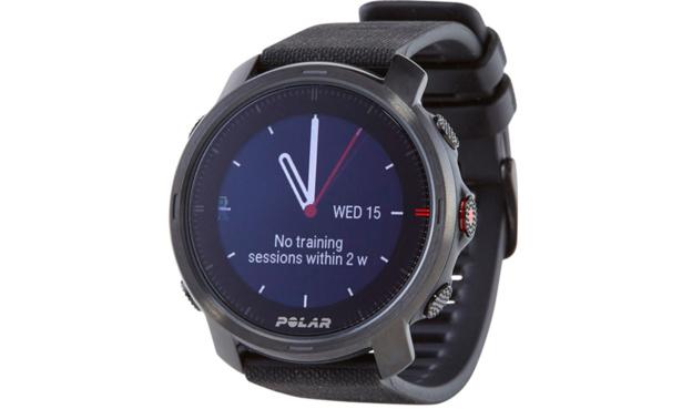 Polar Grit X smartwatch