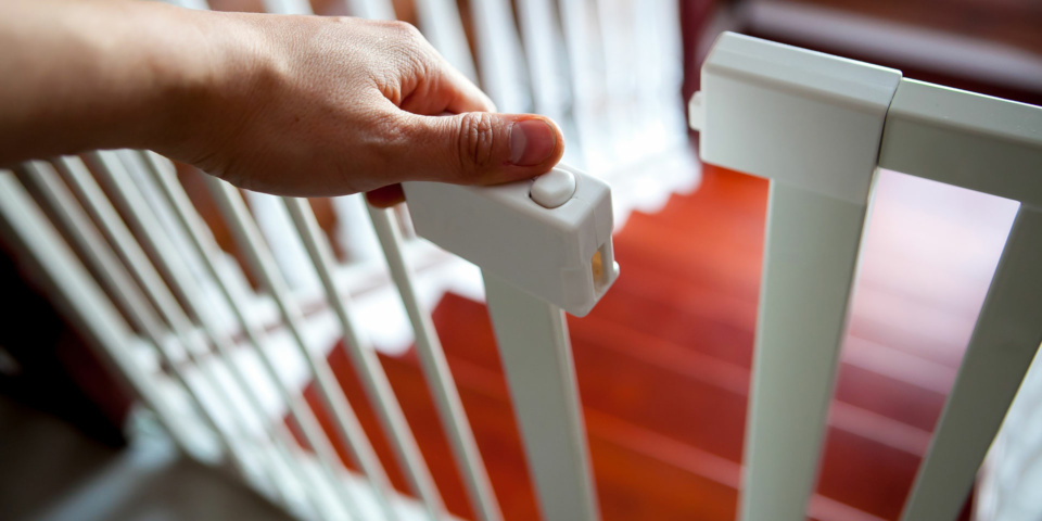 Watch out for these seven stair gate mistakes