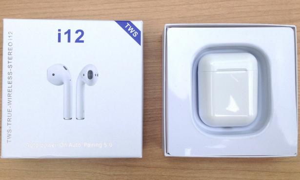 Wish headphones box