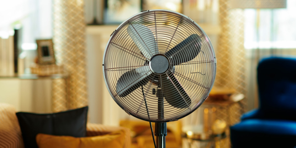 On test: electric fans to help you stay cool at home