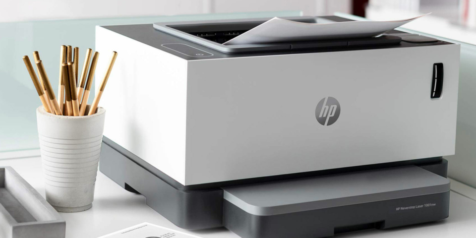 HP Neverstop printers reviewed: can they really deliver 5,000 prints on a single tank?