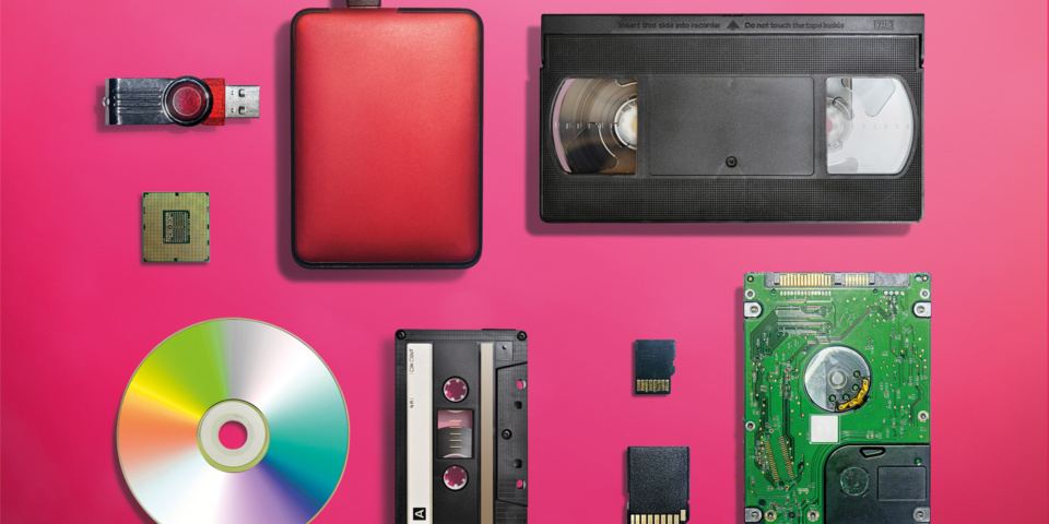 The future of our digital past: how do we stop our precious files from being lost forever?