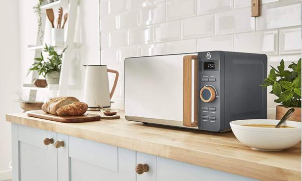 Swan Nordic microwave