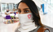 Do antimicrobial face coverings offer more protection against COVID-19?