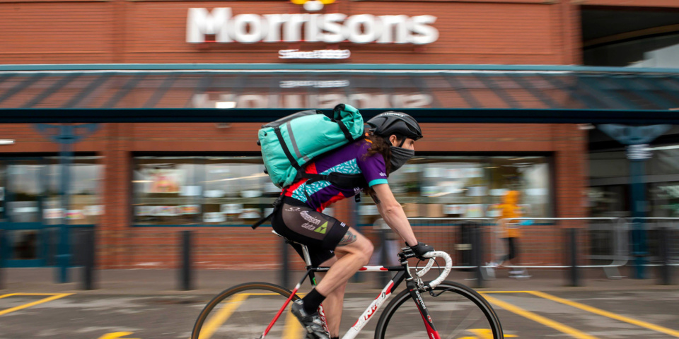 Supermarkets on Deliveroo: are you paying more?