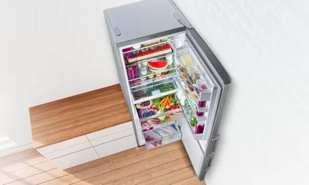 Bosch fridge freezer with PerfectFit