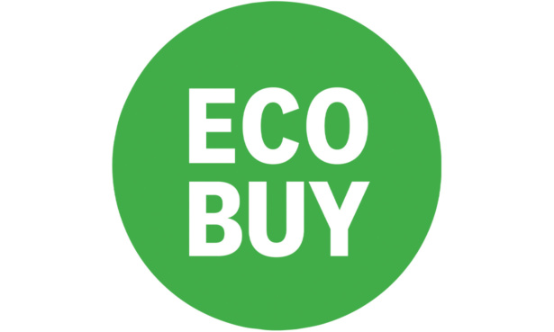 Which? Eco Buy badge